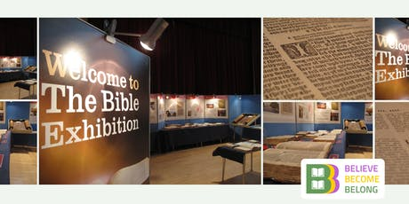 Bible Exhibition tickets