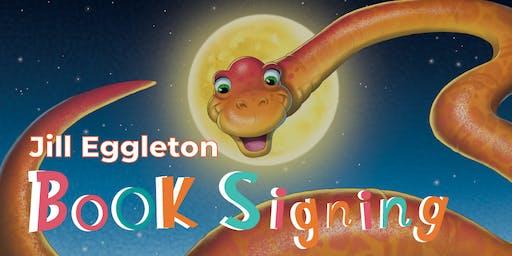 Jill Eggleton Book Signing Event