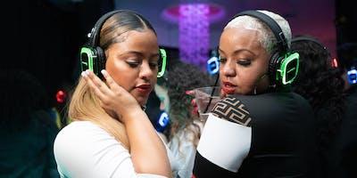 """MILLENNIUM AGE HOST: SILENT PARTY JACKSONVILLE """"90's R&B vs 90's HIP-HOP"""""""