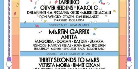 Arenal Sound 2019 entradas