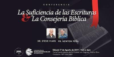 La Suficiencia de las Escrituras y la Consejeria Biblica