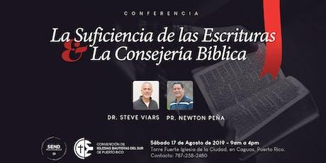 La Suficiencia de las Escrituras y la Consejeria Biblica entradas