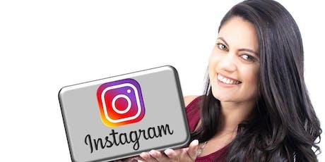 Curso Instagram para Empreendedores  ingressos