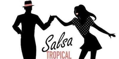 SALSA Dance Sundays! - A celebration of latin music and dance!
