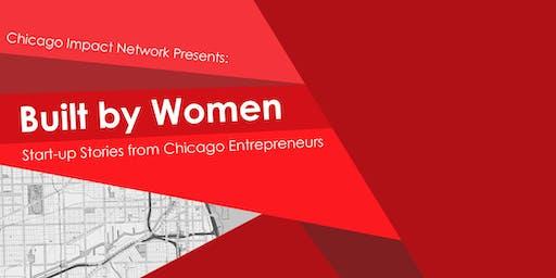 Built by Women: Start-up Stories from Chicago Entrepreneurs