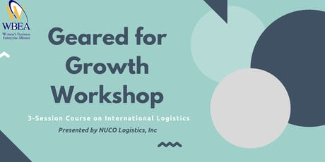 Geared 4 Growth Workshop tickets