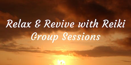 Relax & Revive with Reiki tickets