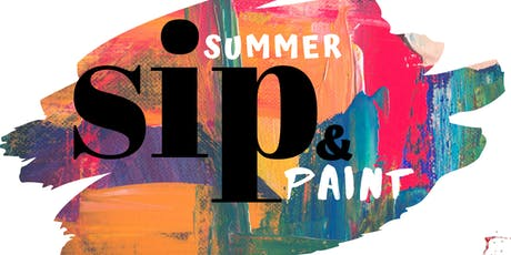 Ivery Arie Summer Sip N' Paint tickets