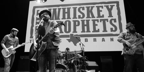The Whiskey Prophets with Southern Brave tickets