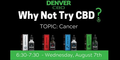 Why Not? Wednesday Wellness Series Discussing CBD Benefits
