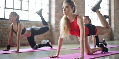 Hub Yoga tickets