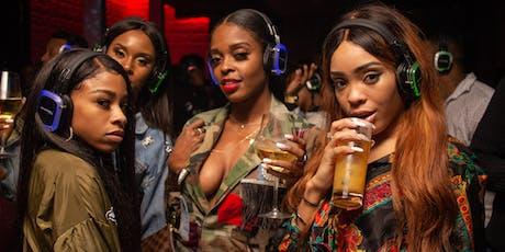 """MILLENNIUM AGE HOSTS: SILENT PARTY NASHVILLE """"TRAP vs R&B"""" tickets"""