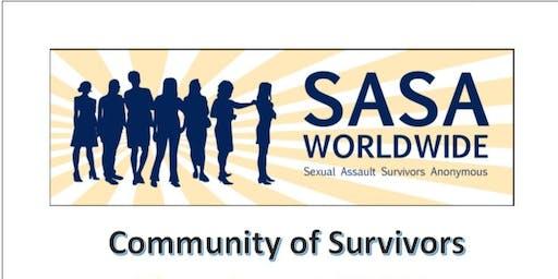 Sexual Assault Survivors Anonymous Meeting