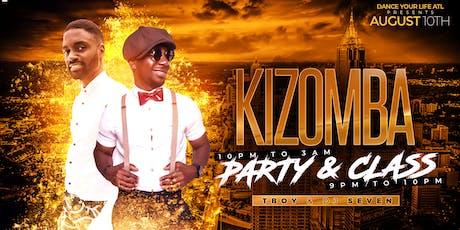 Kizomba party with DJ SEVEN tickets