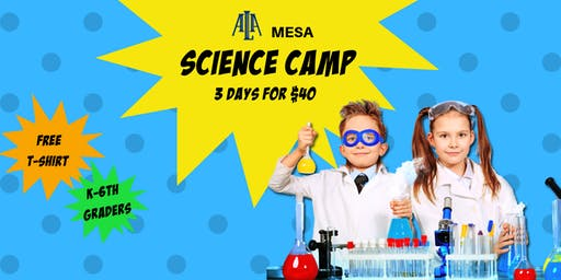 Mesa Science Camp