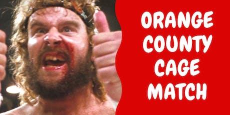 Orange County Cagematch - A Live Improv Comedy Battle tickets