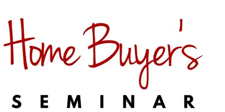 FREE Home Buyer's Seminar tickets