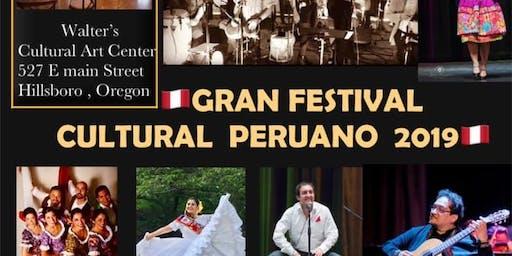 Gran Festival Peruano 2019