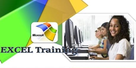 MS Excel Beginner, Intermediate, & More tickets