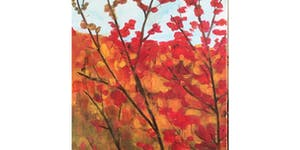 Fall Colours by Tom Thomson Paint & Sip Night - Art...