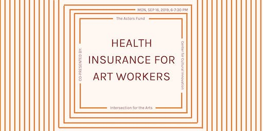 Health Insurance for Art Workers