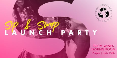 Sip & Swap Launch Party tickets