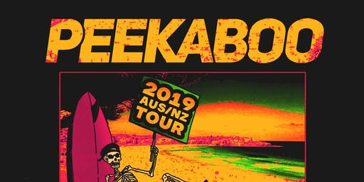 WE MOUVE + Here Presents: Peekaboo (USA)