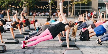 Summer Fitness Series at Brookfield Place: CorePower Yoga tickets
