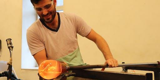 Hot Glass Color Experiments