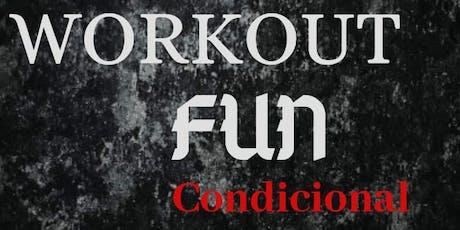 2º Desafio Workout Fun - Inteligência Emocional ingressos