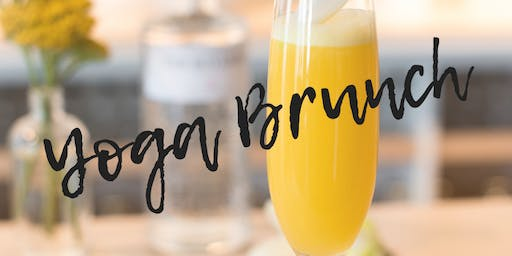 Sunday's Yoga & Mimosas At Two Bucks, Parma!