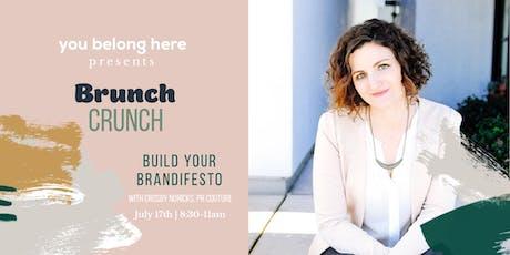 Brunch Crunch tickets