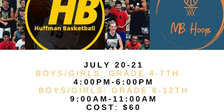HARBOR SPRINGS MIDDLE SCHOOL | HUFFMAN BASKETBALL & MARIA BLAZEJEWSKI CAMP tickets