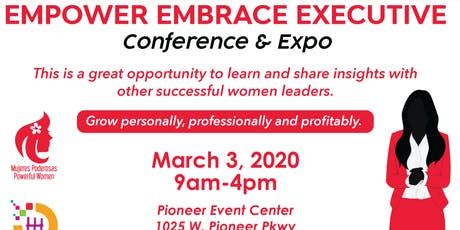 Empower Embrace Executive Conference & Expo tickets