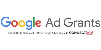 Info Session: How Your Nonprofit Can Get $10K/Month In Free Google Ads
