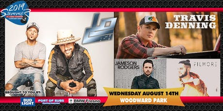 93.7 KISS Country Summer Concert Series featuring LOCASH tickets