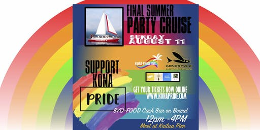 FINAL SUMMER GAY PARTY CRUISE
