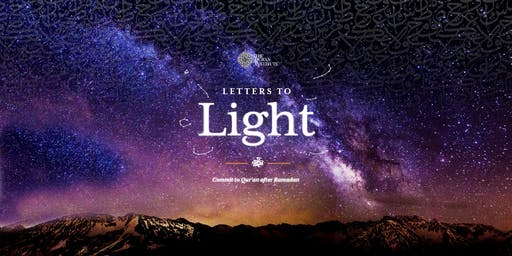Letters to Light Programme All Courses: Tajwīd & Arabic September 2019