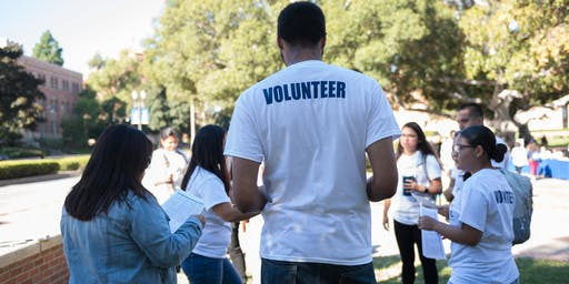 Destination College+ for Volunteers