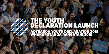 The Youth Declaration Launch tickets