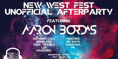 New West Fest Unofficial Afterparty