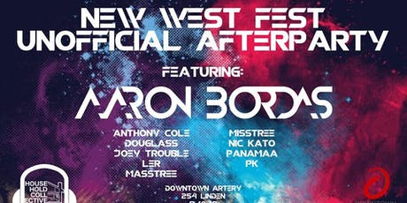 New West Fest Unofficial Afterparty tickets