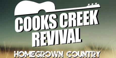 Cooks Creek Revival 2019 tickets