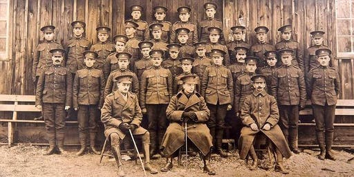 The Life and Times of the 127th Battalion (Railway Troops) in WWI