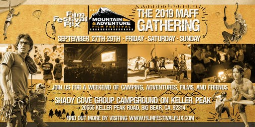 Mountain & Adventure Festival Gathering
