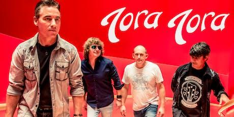 Tora Tora w/s/g San Dimas - Live in The Vault tickets