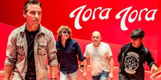 Tora Tora w/s/g San Dimas - Live in The Vault
