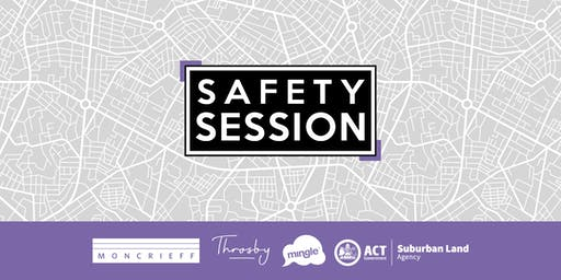 Resident Safety Session: Moncrieff and Throsby