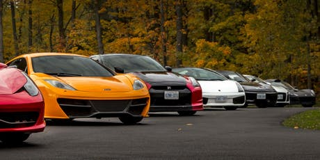 EO SWO: Need for Speed Exotic Cars! tickets