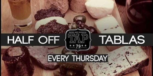 Cheese & Charcuterie Thursday's